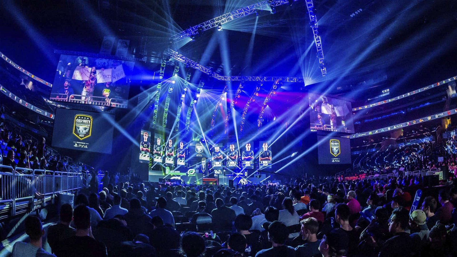 Call Of Duty League Franchise Coming To Toronto In