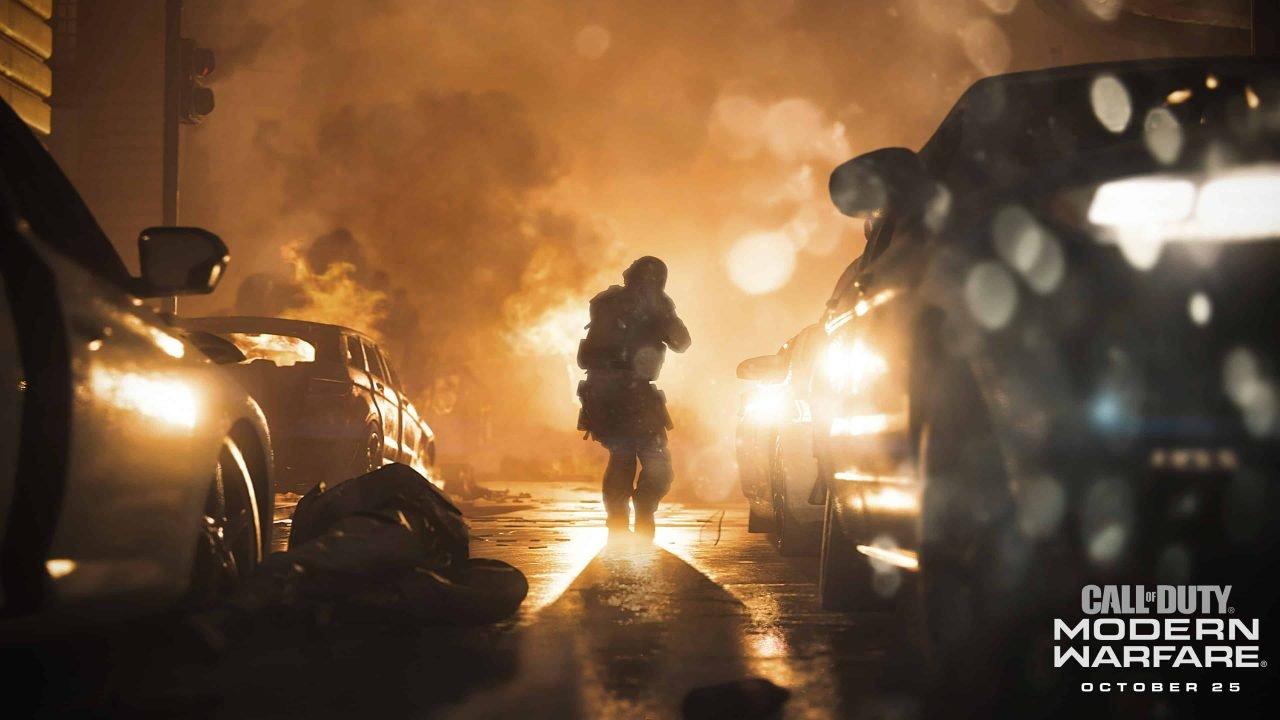 Call Of Duty Modern Warfare Announced 2