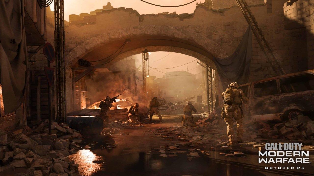 Call Of Duty Modern Warfare Announced 3
