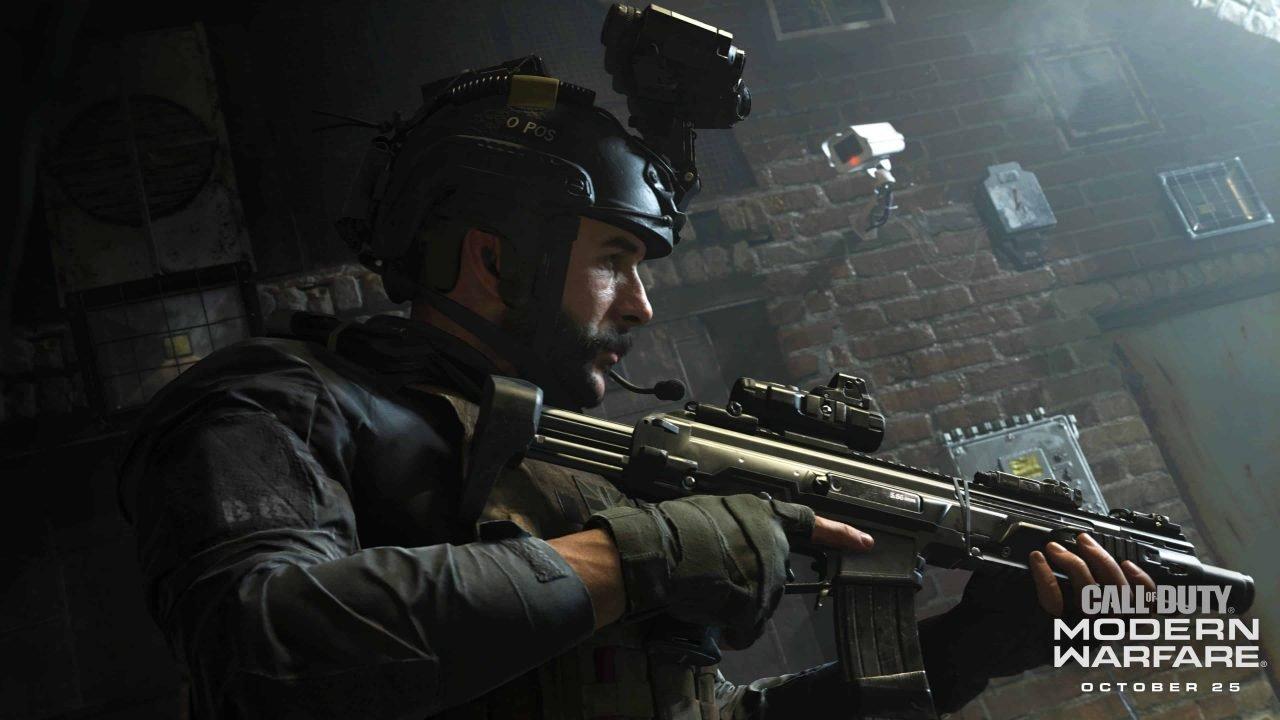 Call Of Duty Modern Warfare Announced 4