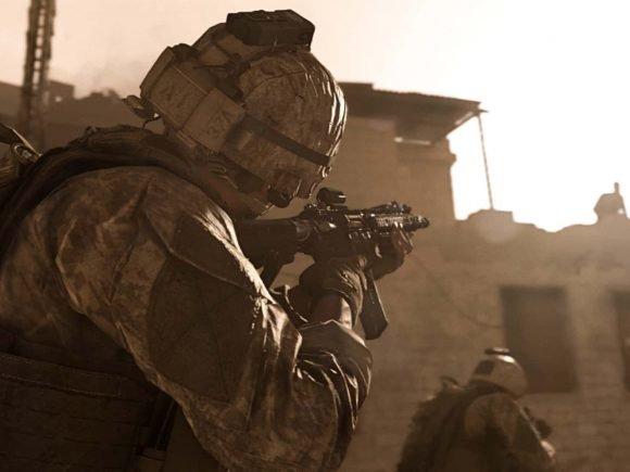 Call of Duty Modern Warfare Announced