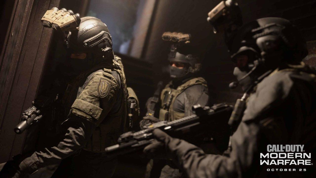 Call Of Duty Modern Warfare Announced 6