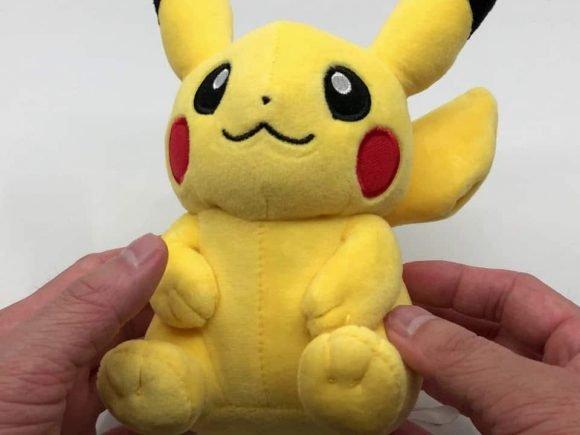 Catch Them All Again With New Pokémon Sitting Cuties, Plush Line.