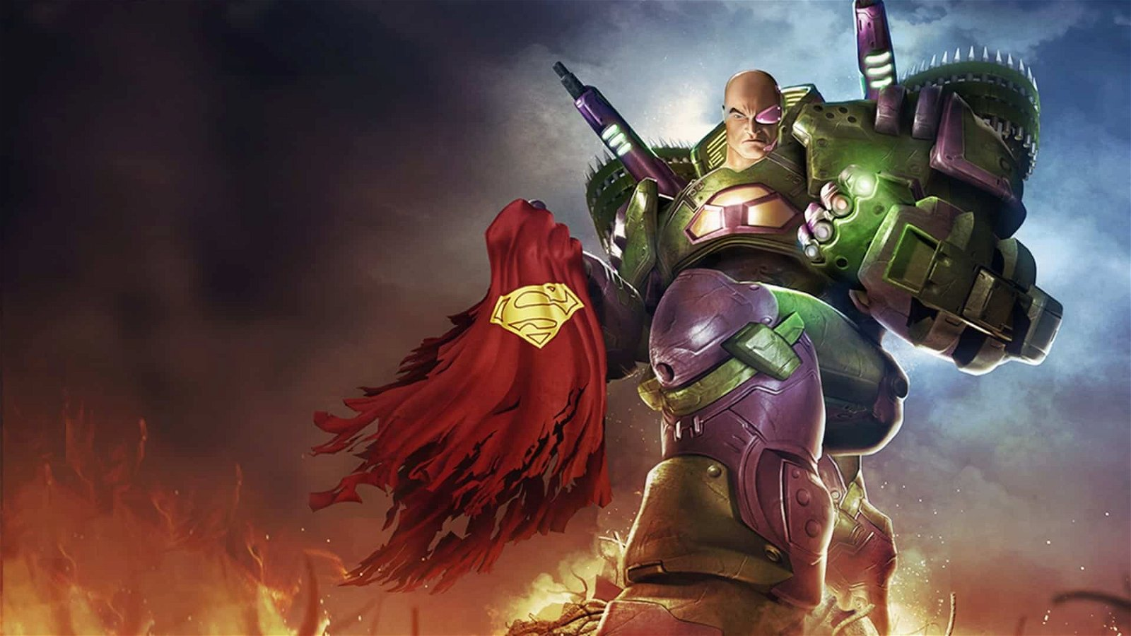 DC Universe Online Lands on to the Nintendo Switch this Summer 1