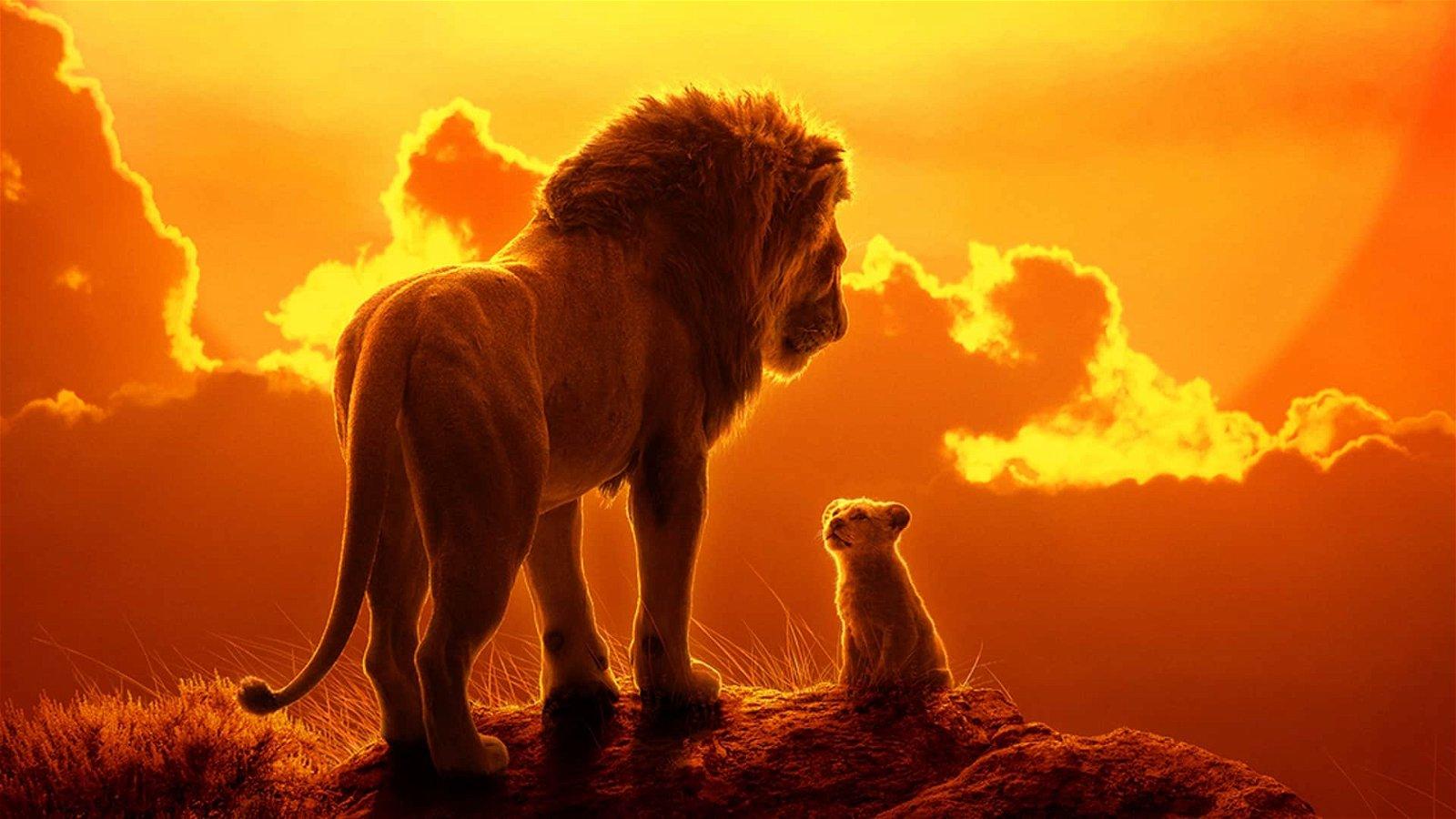 disney u2019s  u201cthe lion king u201d starts 50