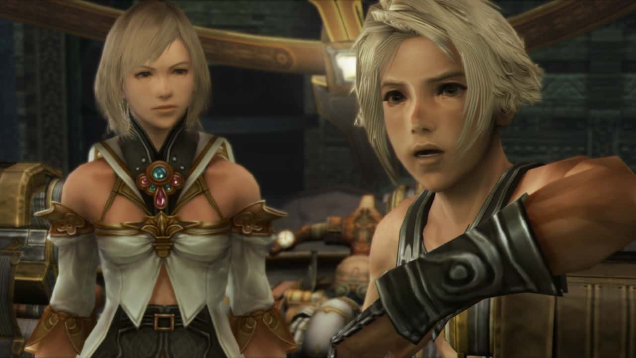 Final Fantasy XII: The Zodiac Age (Switch) Review 1