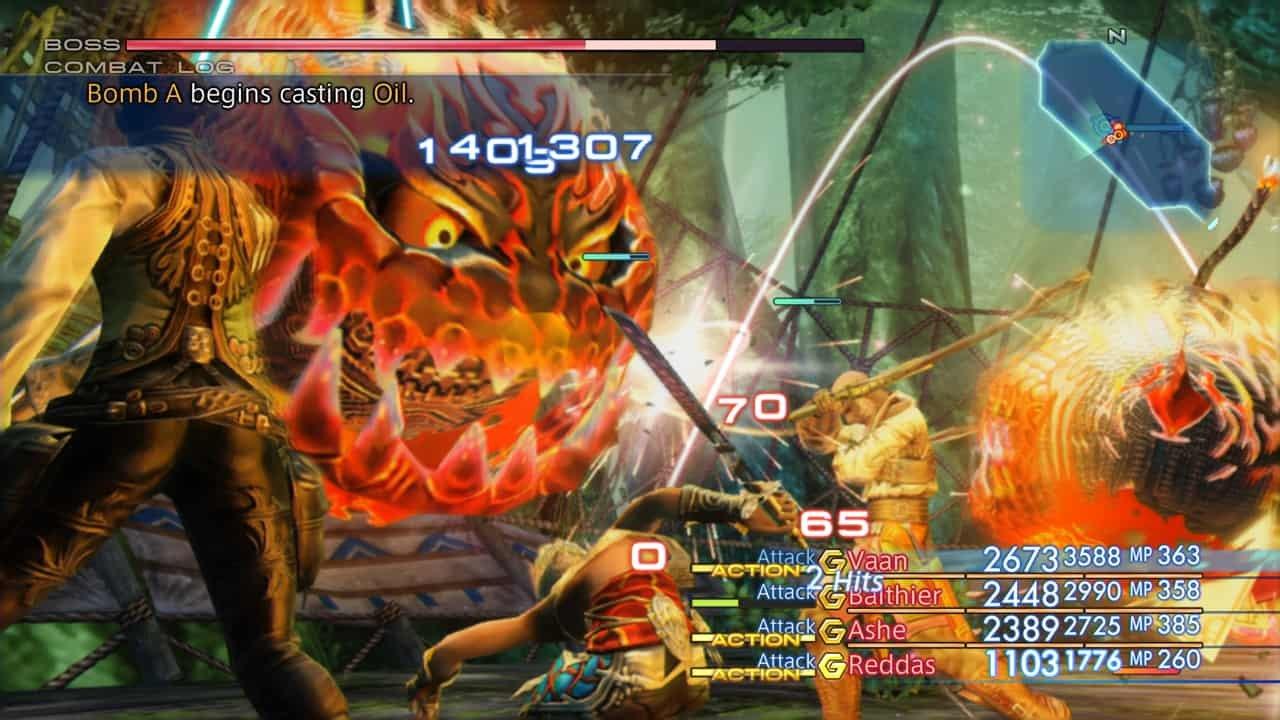 Final Fantasy Xii: The Zodiac Age (Switch) Review 2