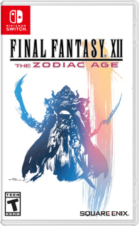 Final Fantasy XII: The Zodiac Age (Switch) Review 3