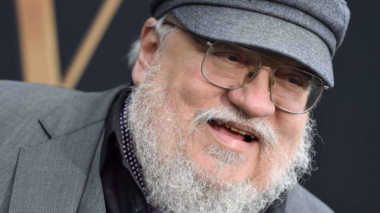George R.R Martin Confirms Future Project with Japanese Game Developer