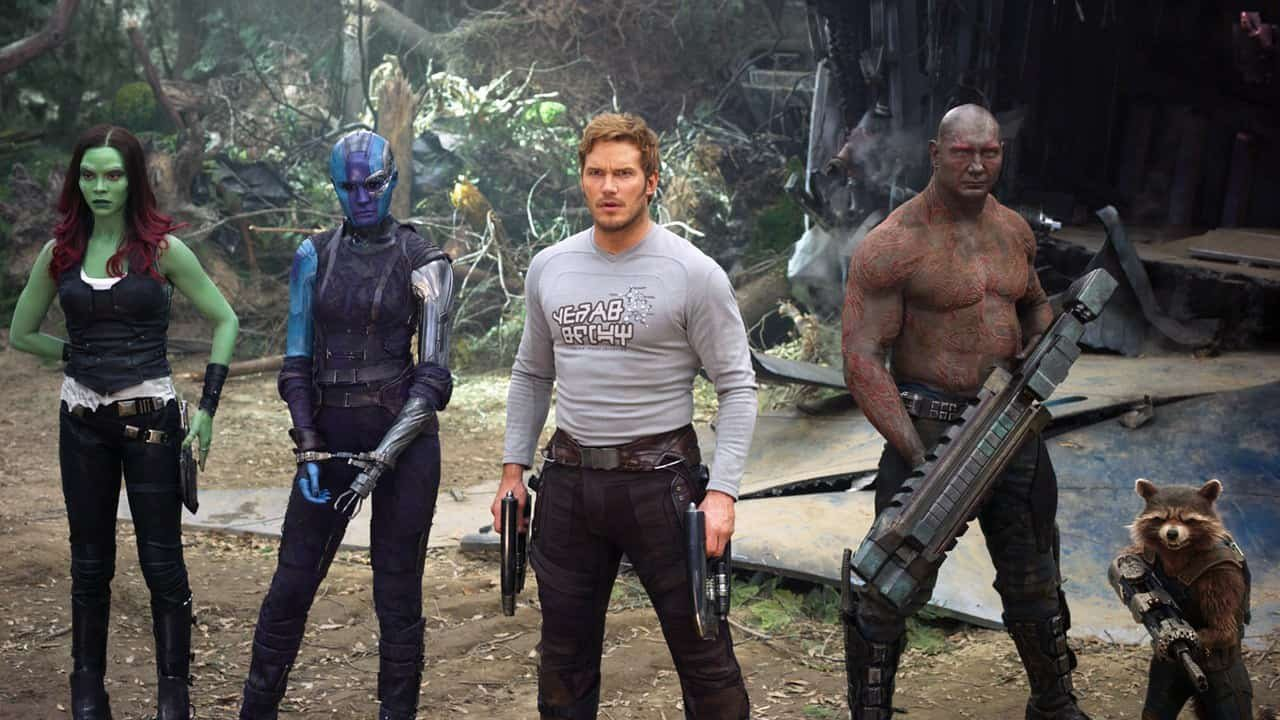 Guardians of the Galaxy 3 Vol 3 Begins Filming in 2020, James Gunn set returns to the Helm