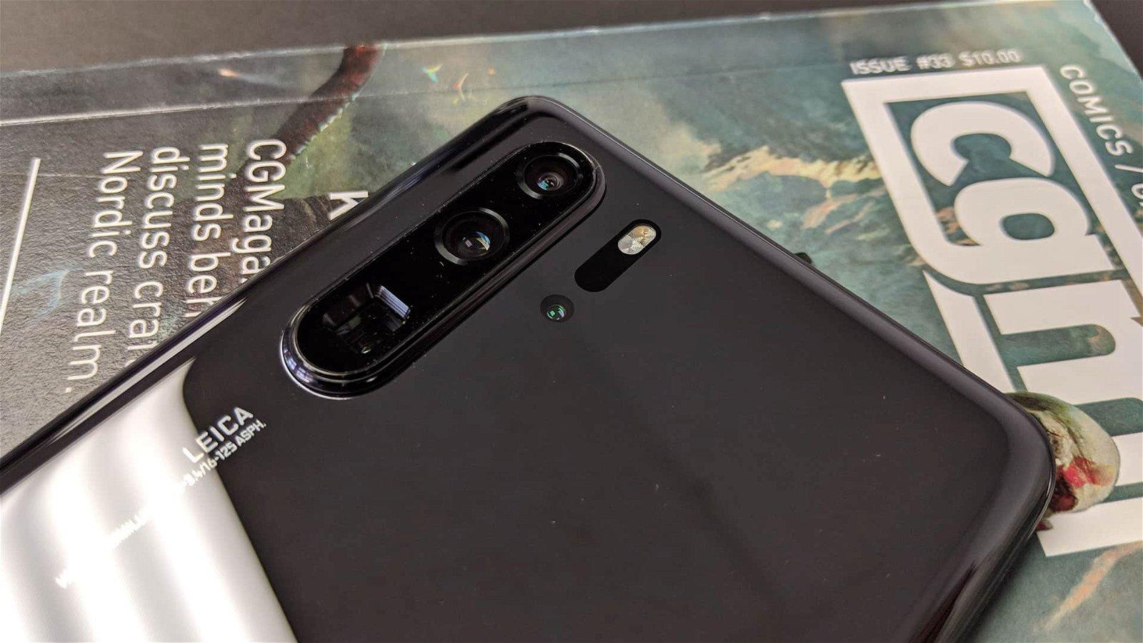 Huawei P30 Pro Review 6