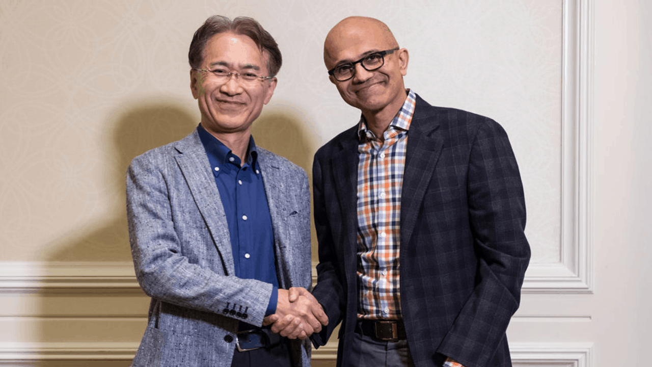Microsoft and Sony Partner up in Pursuit of Cloud-Based Gaming Solutions 1