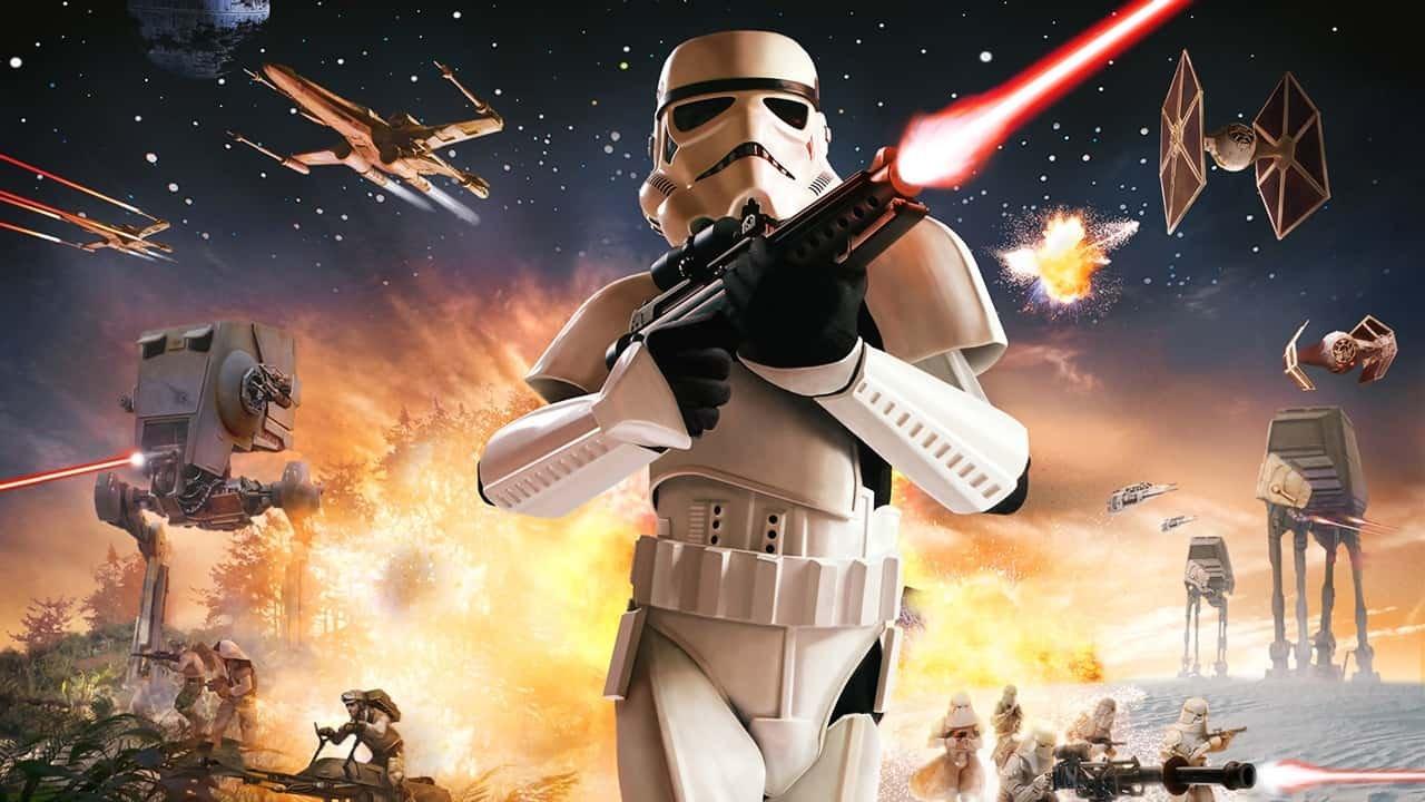 Original Star Wars: Battlefront Hyperdrives on to Steam and GOG 1