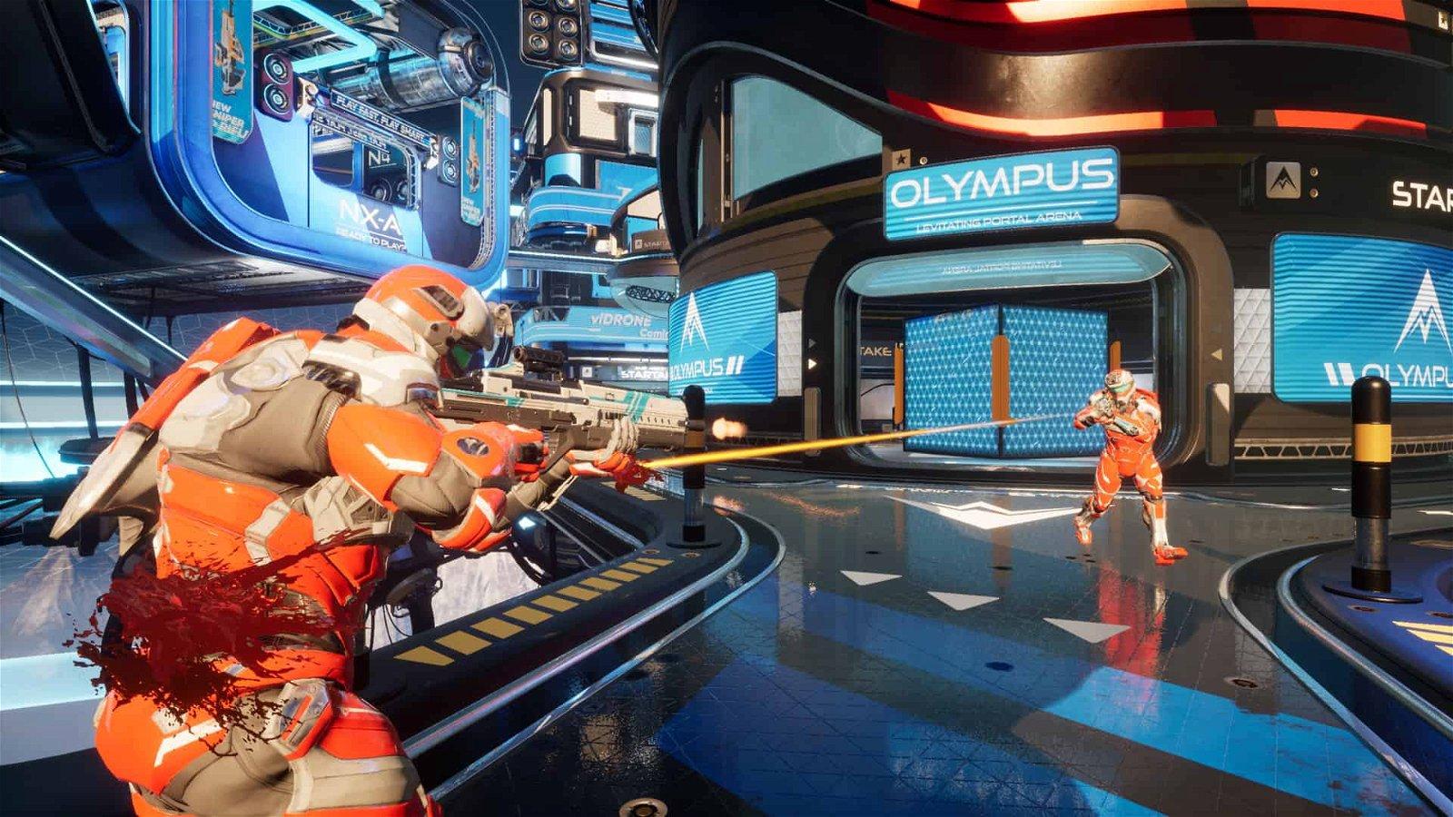 Portal-Hopping FPS Splitgate: Arena Warfare Releases On Steam 1