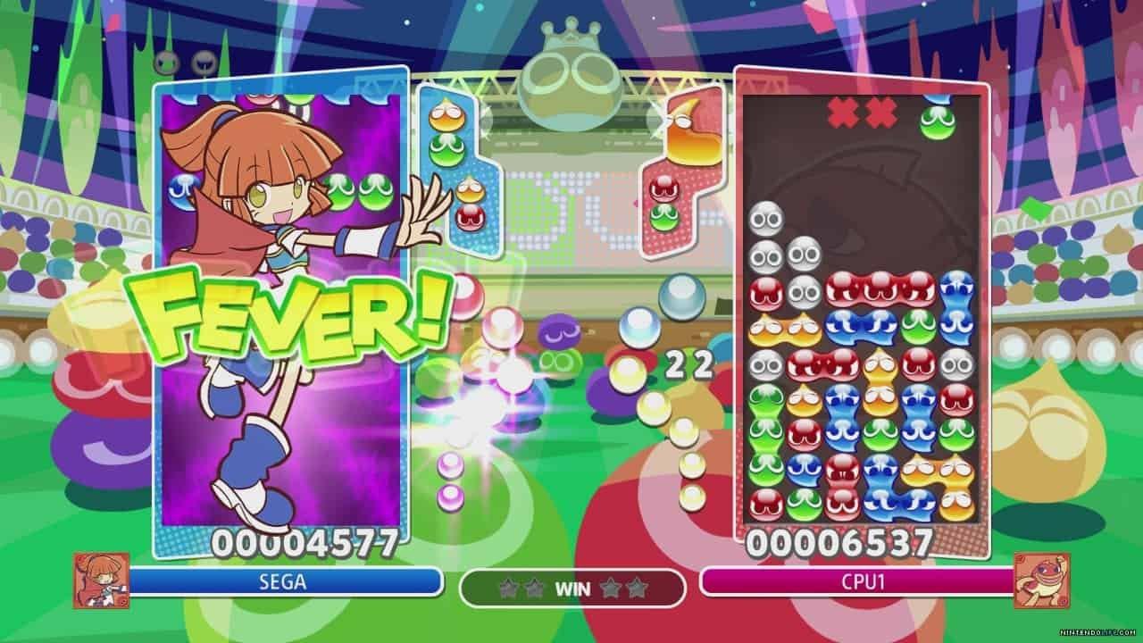 Puyo Puyo Champions (Switch) Review 2