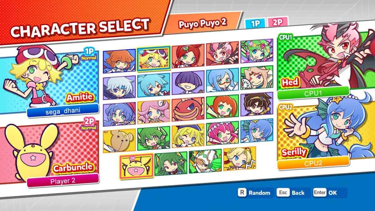 Puyo Puyo Champions (Switch) Review 3