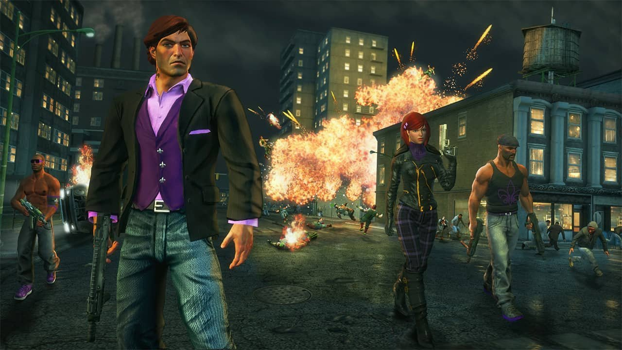 Saints Row: The Third (Switch) Review 3