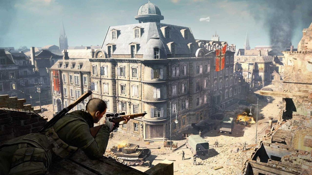 Sniper Elite V2 Remastered Review 1