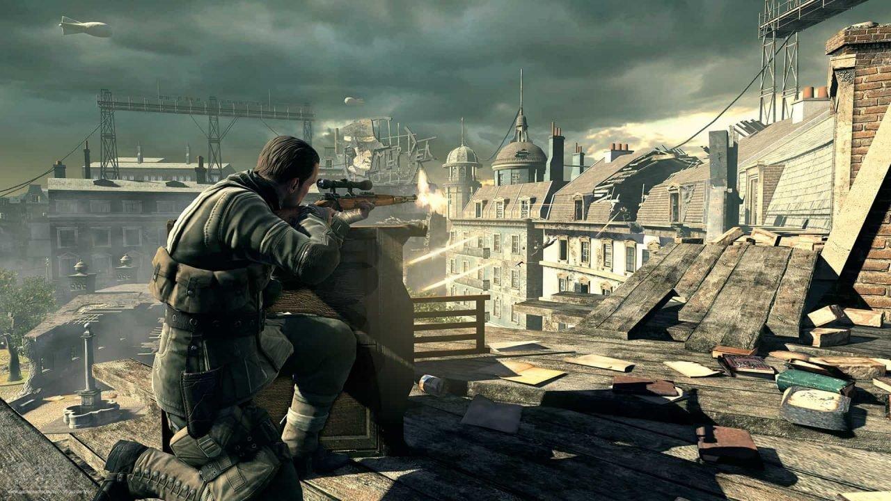 Sniper Elite V2 Remastered Review 2