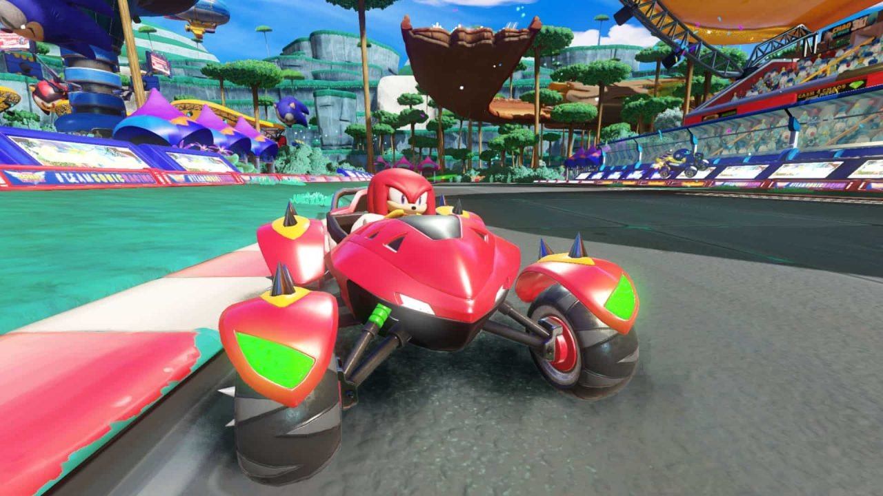 Team Sonic Racing Review 1