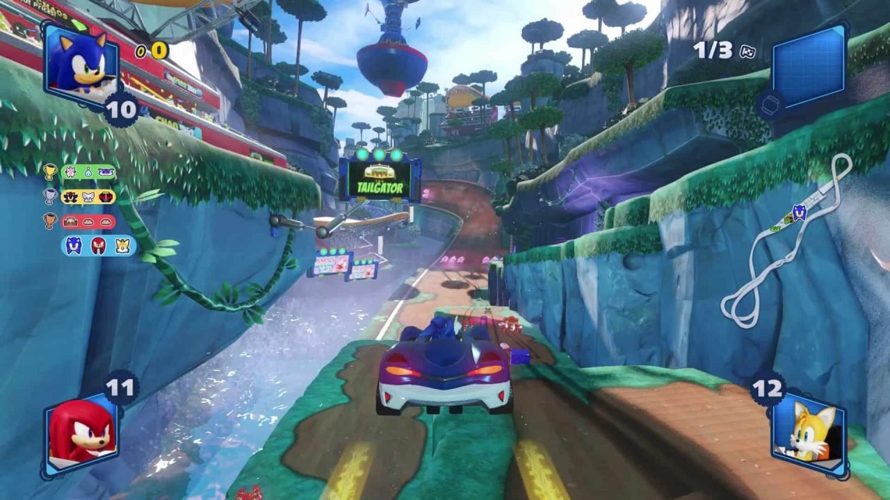 Team Sonic Racing Review 2
