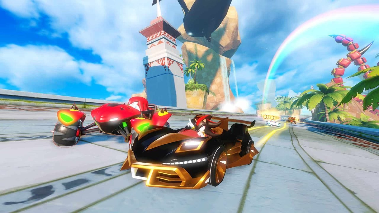 Team Sonic Racing Review 3