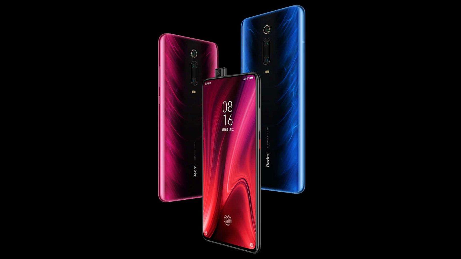 Xiaomi Announces The Xiaomi 7A; K20 and K20 Pro