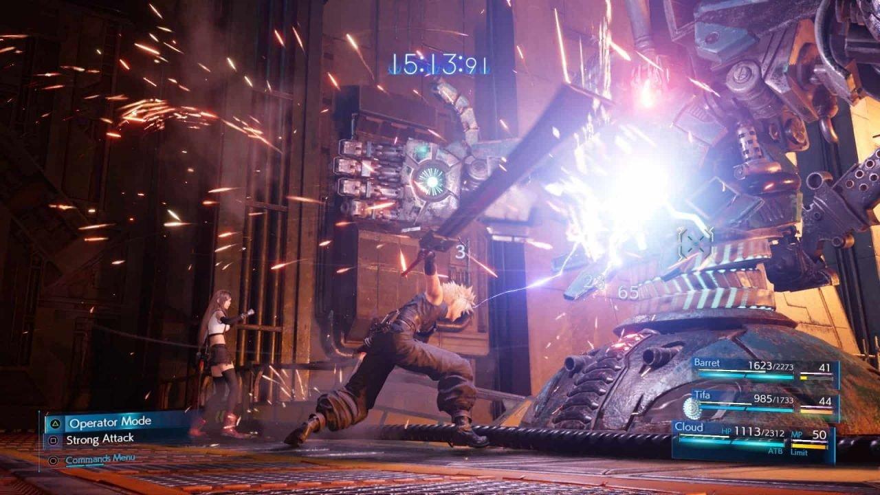 Final Fantasy Vii Remake Brings Midgar To Life: Hands-On Preview