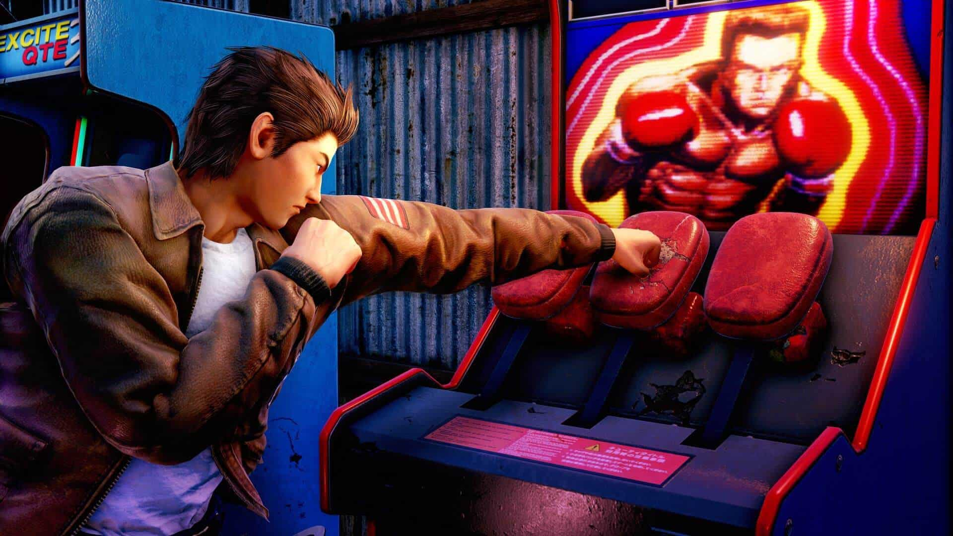 Shenmue III Fanbase upset over Epic Game Store Exclusivity