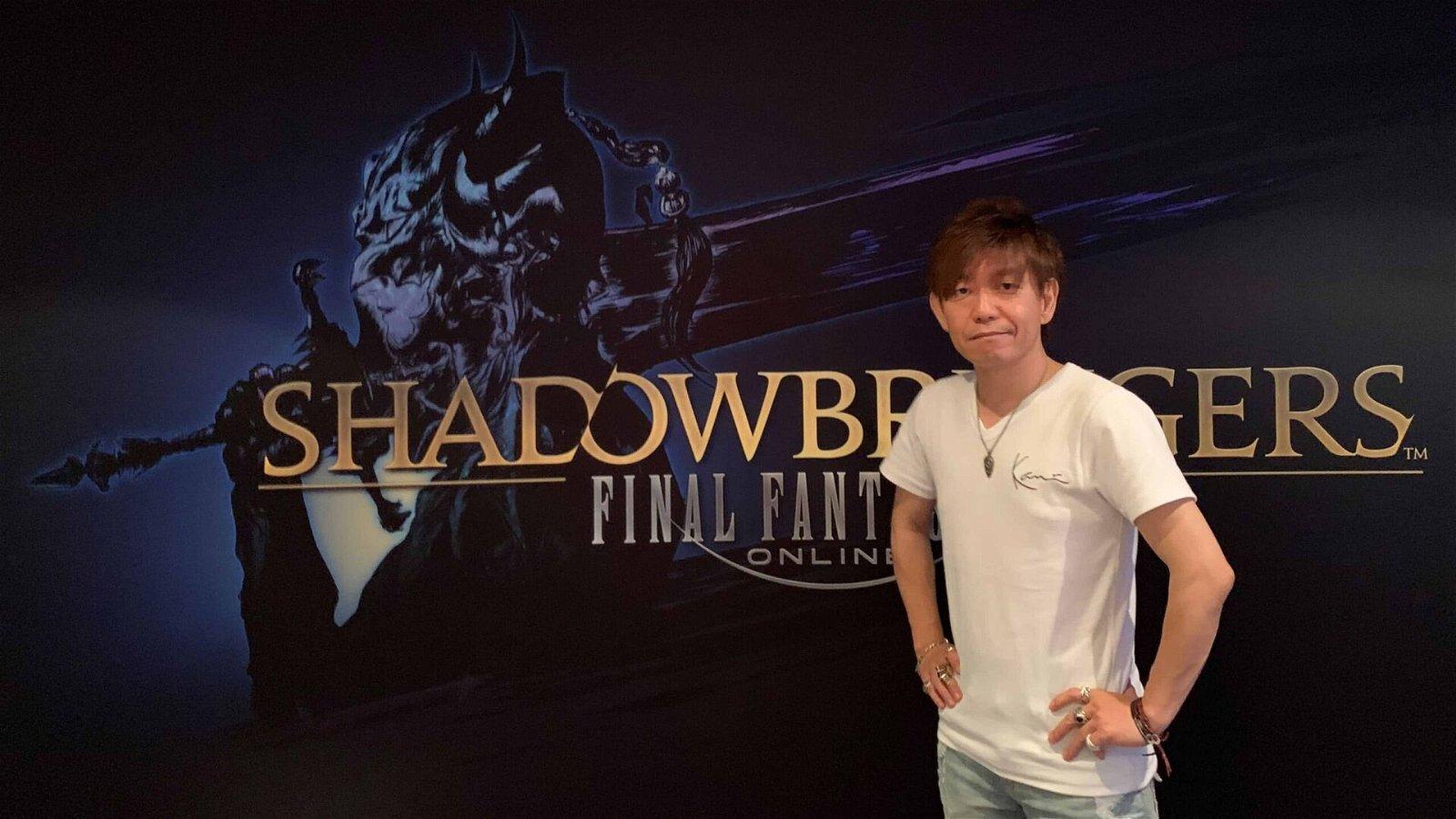 Final Fantasy XIV: Shadowbringers E3 2019 Interview with Naoki Yoshida 3
