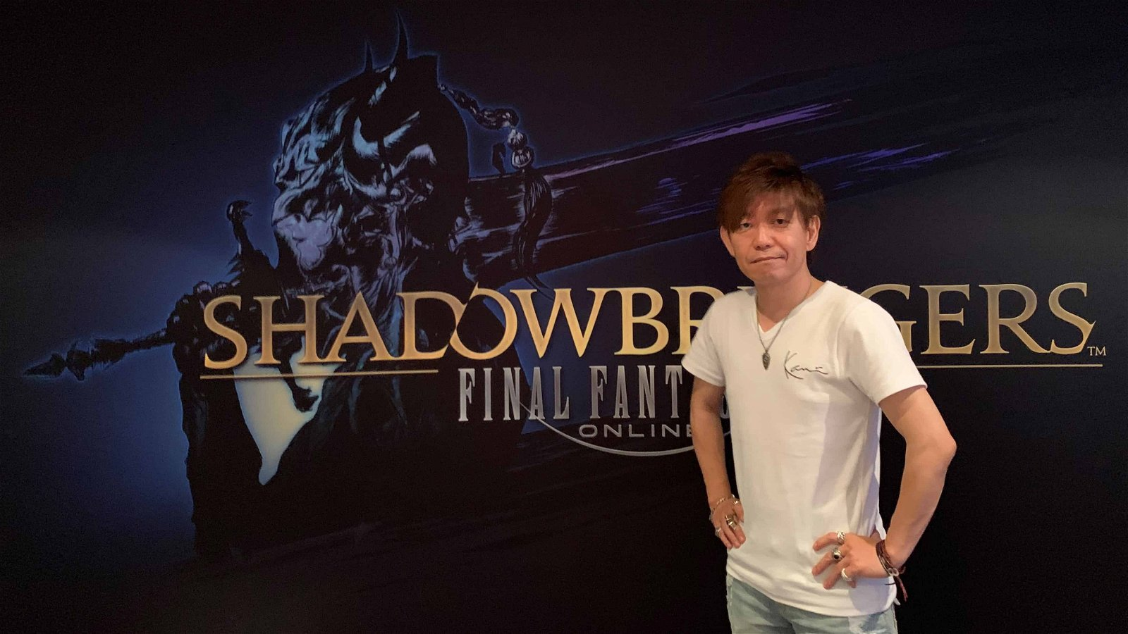 Final Fantasy XIV: Shadowbringers E3 2019 Interview with Naoki