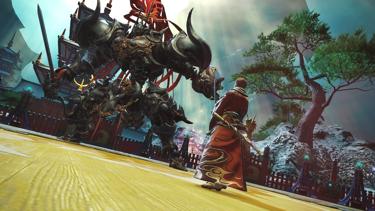 A Live-Action Final Fantasy XIV Show Is On its Way 1