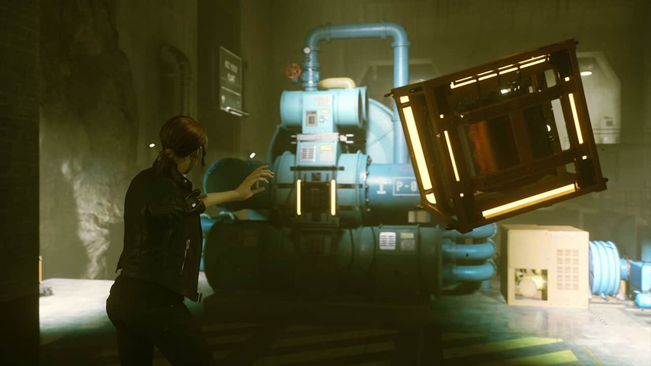 Control E3 2019 Hands-on Preview 3