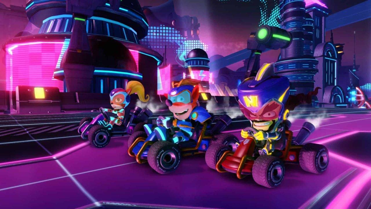 Crash Team Racing Nitro-Fueled Review 2