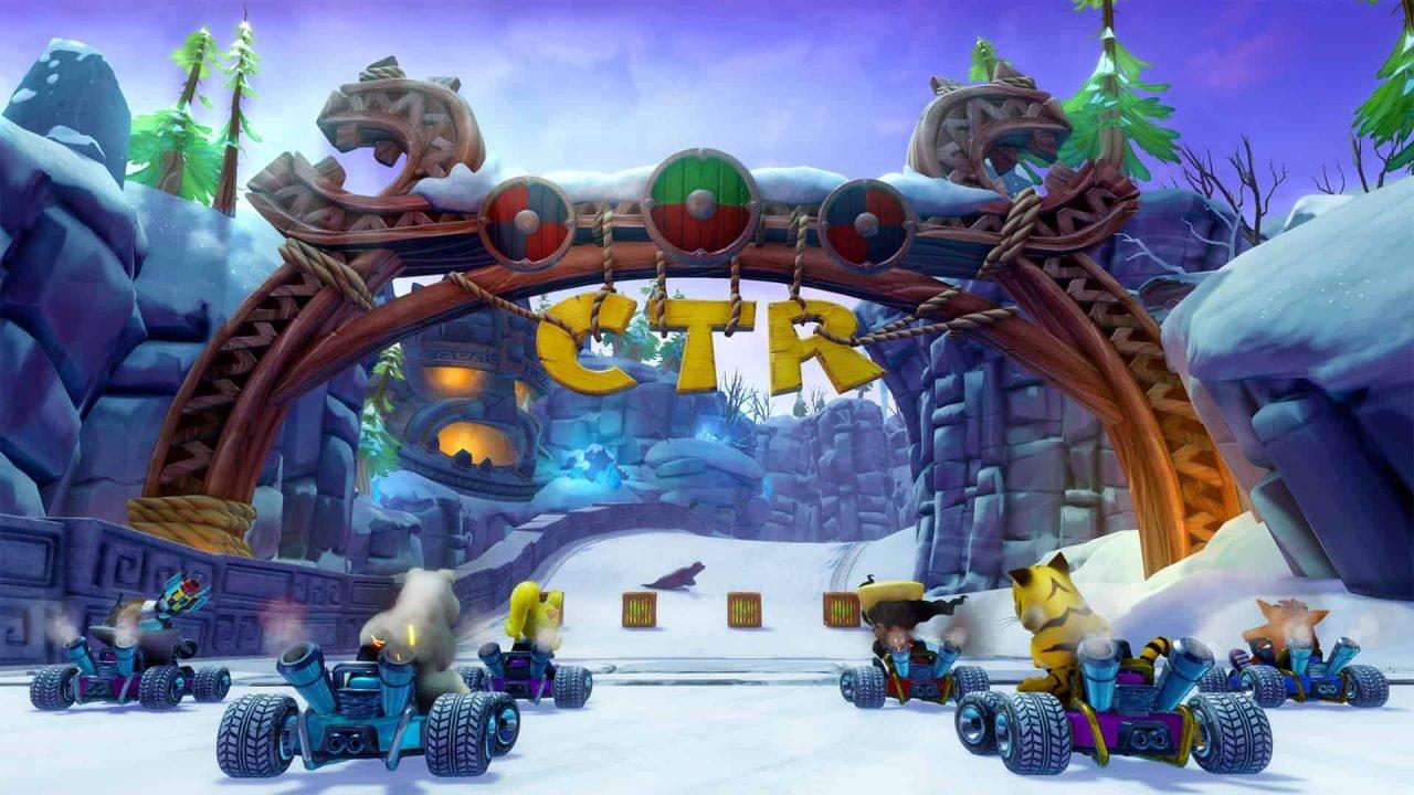 Crash Team Racing Nitro-Fueled Review 3