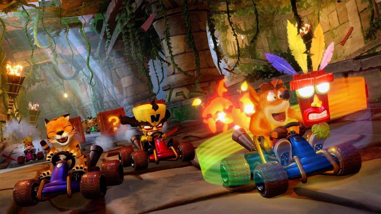 Crash Team Racing Nitro-Fueled Review 4