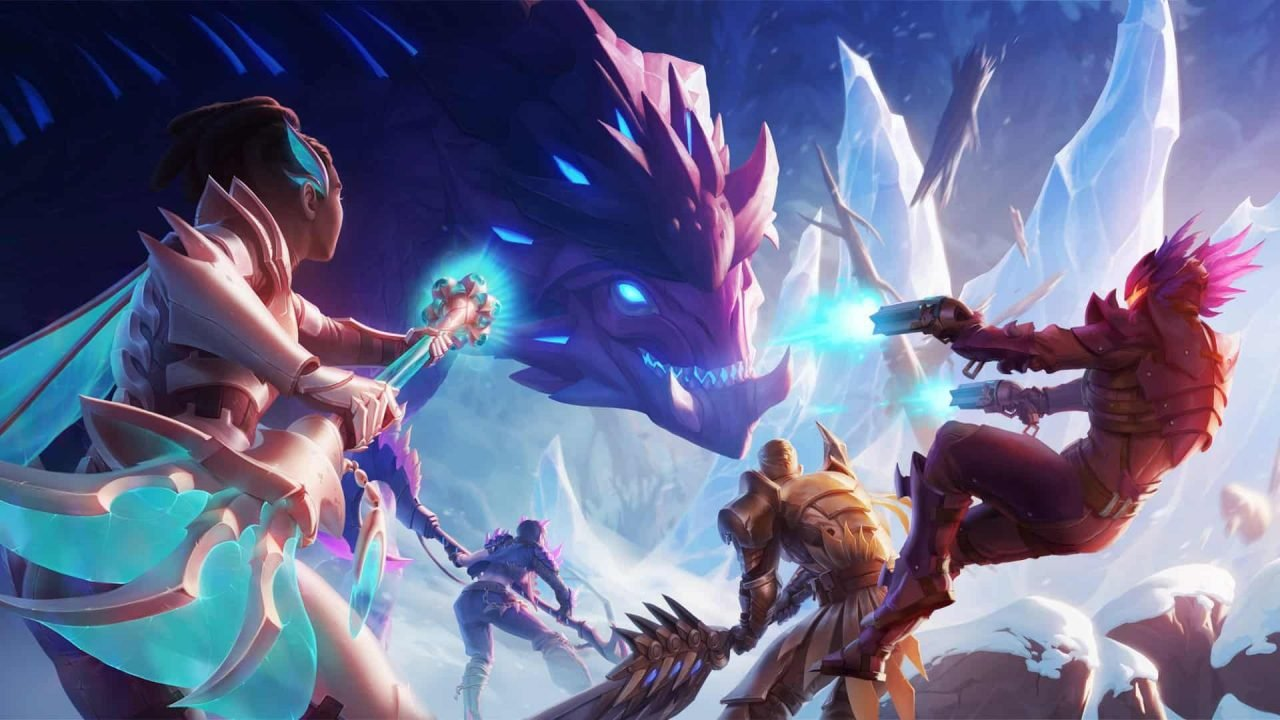 Dauntless Rises - The Long Development Of A Great Free-To-Play Monster Hunter 5