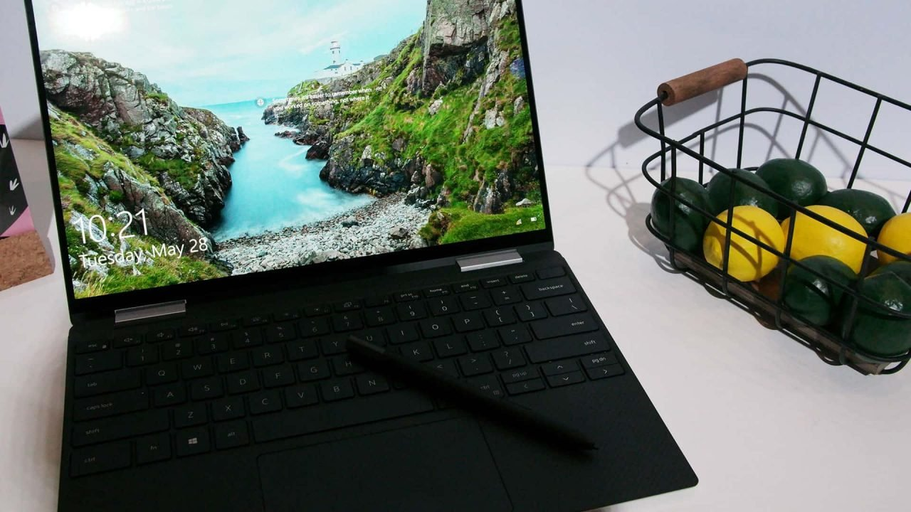 Dell XPS 13 2-in-1 Computex 2019 Hands-on Preview 3