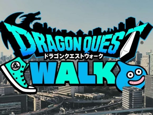 Dragon Quest Walk Announced For Japanese Smartphones