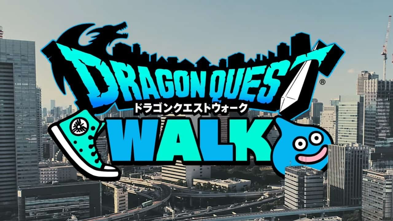 Dragon Quest Walk Announced For Japanese Smartphones 1