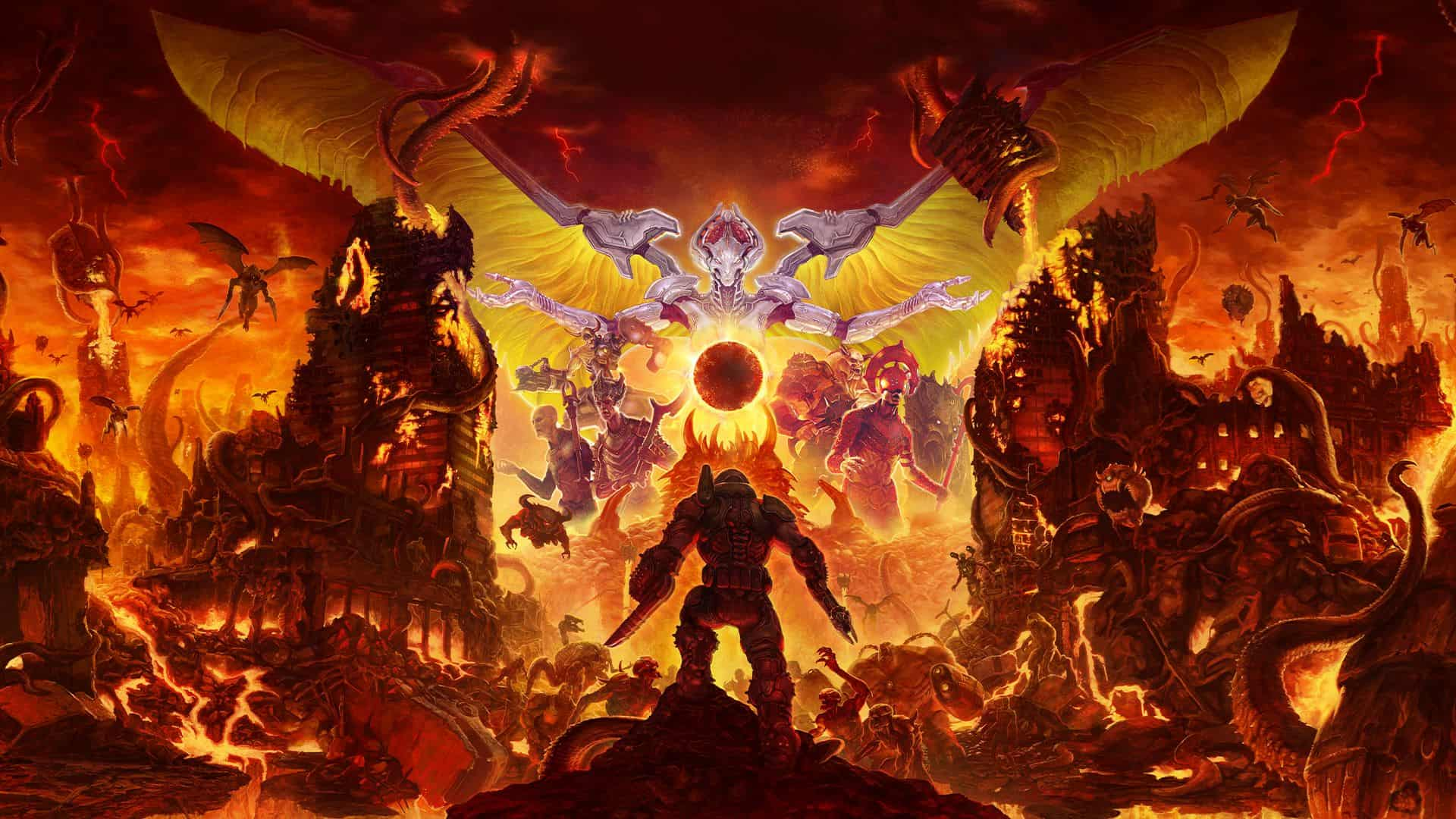 E3 2019 Preview Doom: Eternal - Welcome (Back) to Hell | CGMagazine