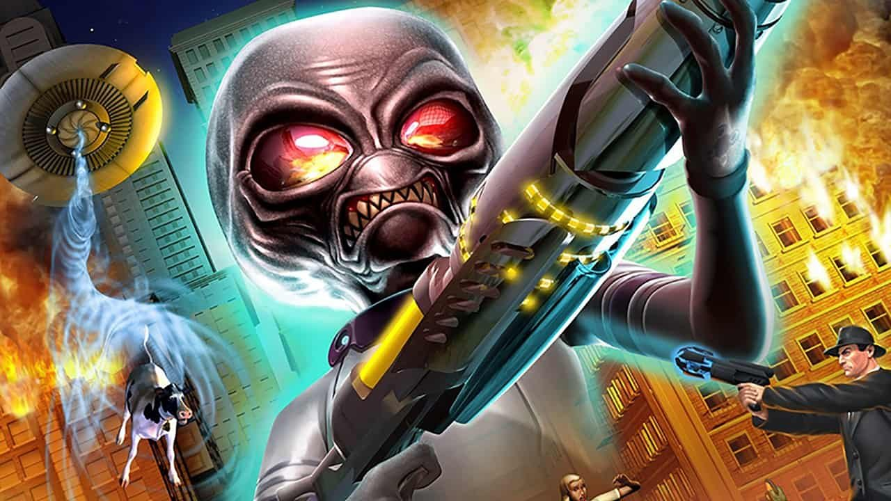 Enlist in the Alien Invasion in 2020 with Destroy All Humans Remake