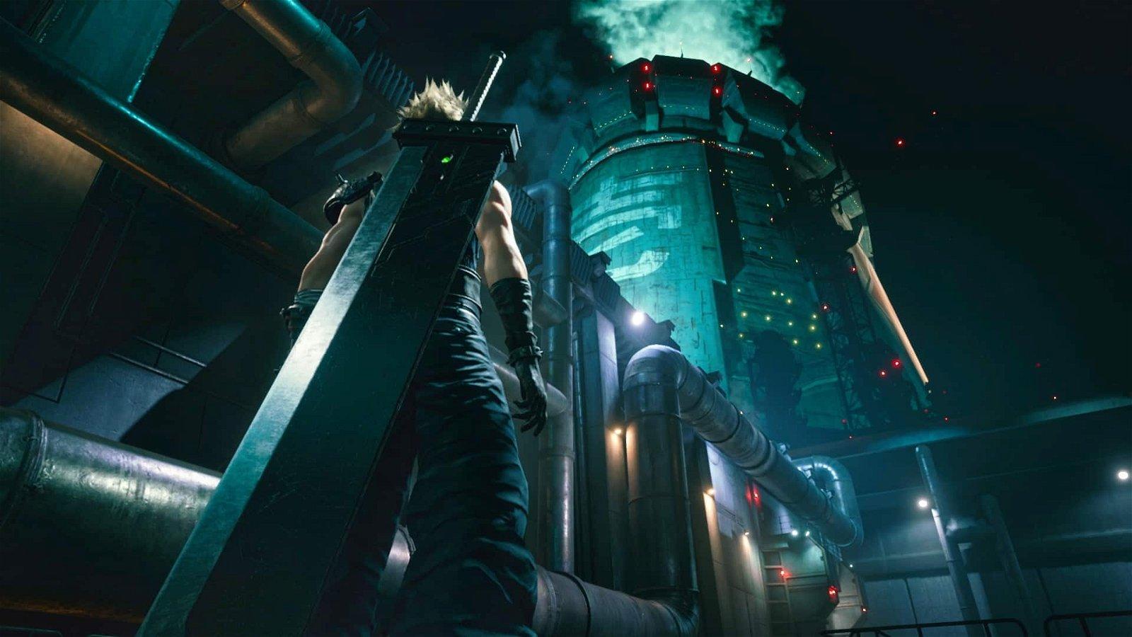 Final Fantasy VII Remake Brings Midgar to Life: Hands-on Preview 4