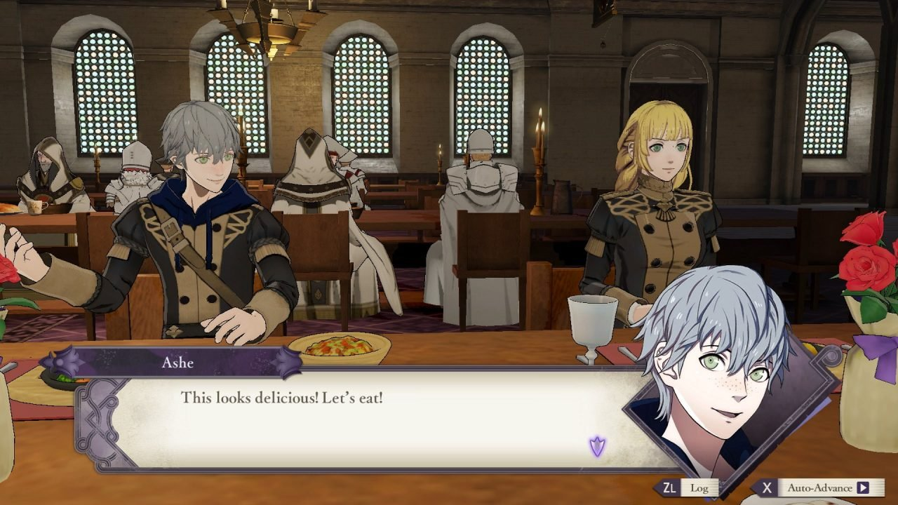 Fire Emblem: Three Houses Preview 1