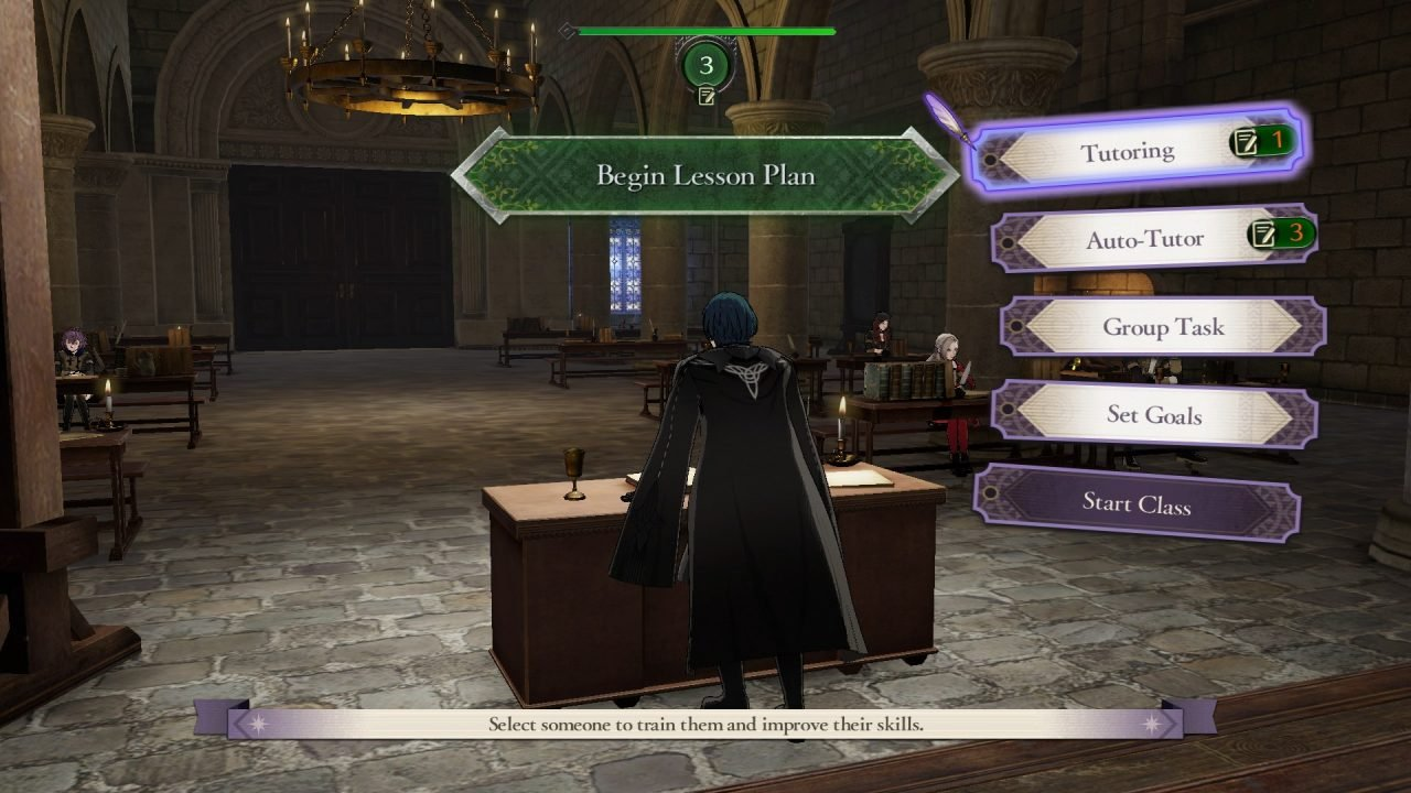 Fire Emblem: Three Houses Preview 2