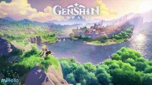 Genshin Impact Looks To Borrow Breath Of The Wild's Magic