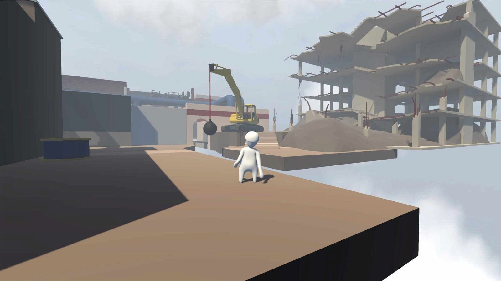 Human Fall Flat Comes To Mobile June 26 1