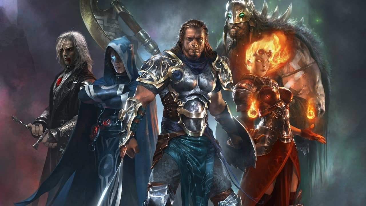 Netflix Contracts The Avengers Directors To Make An Animated Magic: The Gathering Show