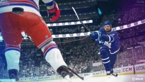 Auston Matthews NHL 20