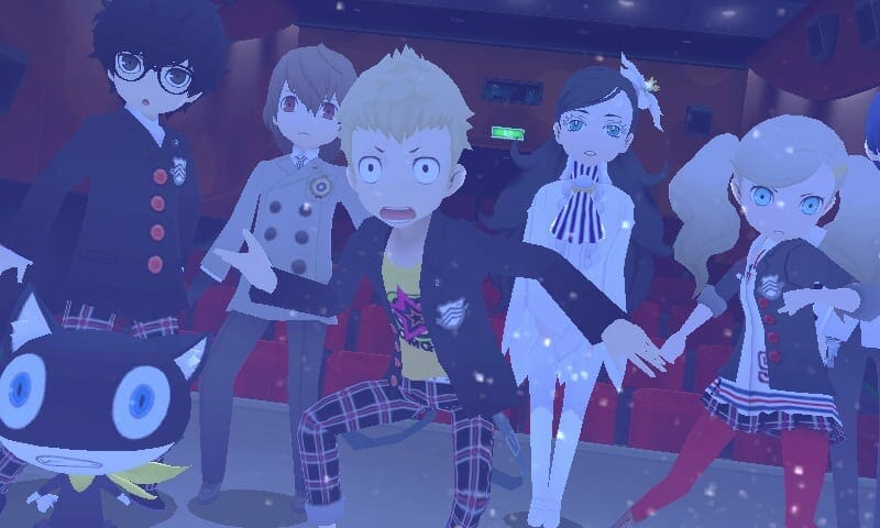 Persona Q2: New Cinema Labyrinth Review 5